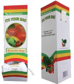 Washable Produce Bags Dispenser